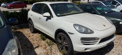 Porsche Cayenne car - Lot 2 (Auction 5334)