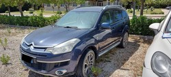 Autovettura Citroen C-Cross