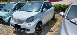 Smart Forfour car - Lot 6 (Auction 5334)