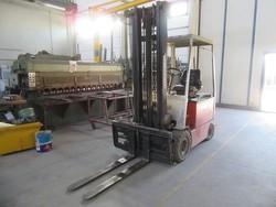 Lugli ELX 30 electric forklift - Lot 1 (Auction 5339)