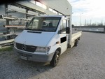 Mercedes Benz flatbed truck - Lot 100 (Auction 5339)