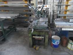 Pedrazzoli Brown miter saw - Lot 15 (Auction 5339)