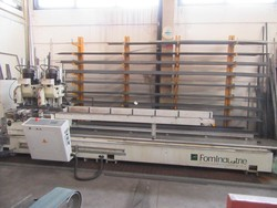 Fom Industrie Steel 35B work center - Lot 3 (Auction 5339)