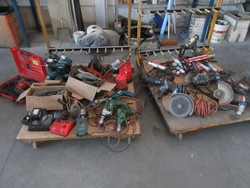 Drills and screwdrivers Makita - Lot 80 (Auction 5339)