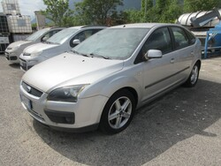 Ford Focus car - Lot 0 (Auction 5340)
