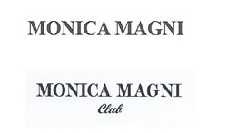 Monica Magni and Monica Magni Club trademark - Lot 1 (Auction 5342)