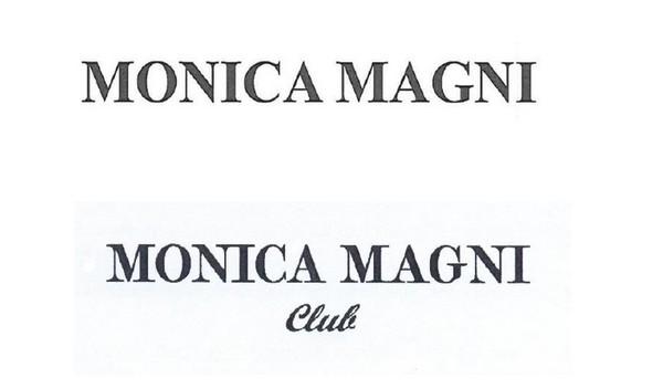 1#5342 Marchio Monica Magni e Monica Magni Club