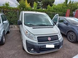 Fiat Scudo car - Lot 1 (Auction 5343)