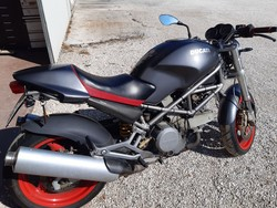 Ducati Monster 620 I.E - Lotto 0 (Asta 5351)