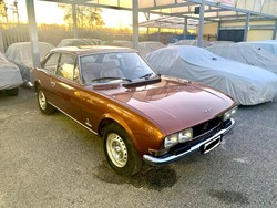 Peugeot 504 Coupe V6 - Lotto 1 (Asta 5352)