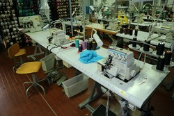 Office furniture and machinery for textile production - Lot 1 (Auction 5354)