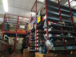 Euroduto shelving - Lot 3 (Auction 5357)