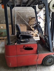 Pagliari forklift truck - Lot 5 (Auction 5357)