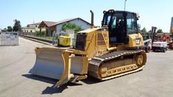 Escavatore cingolato Hitachi e Dozer Caterpillar D6K - Lotto 0 (Asta 5358)