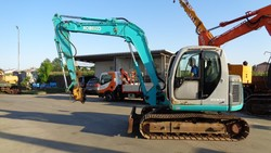 Crawler excavator Kobelco SK80MSR - Lot 13 (Auction 5358)