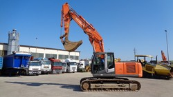 Tracked excavator Hitachi ZX210INC 3 - Lot 17 (Auction 5358)
