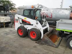 Bobcat s160 wheel loader - Lot 4 (Auction 5358)
