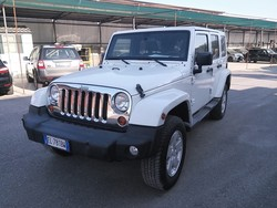 Jeep Wrangler Unlimited 2 8 - Lot 3 (Auction 5363)