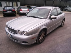 Jaguar X Type 2 2 Luxury - Lot 6 (Auction 5363)