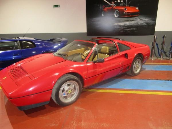 1#5366 Autovettura Ferrari 208 Gts turbo