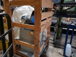 Saf pipe bending machine - Lot 25 (Auction 5372)