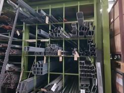 Profili Secco Sistemi in acciaio inox e ferro zincato - Lotto 27 (Asta 5372)