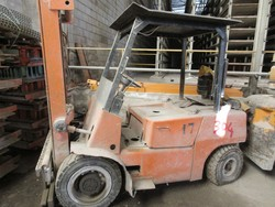 Balkankar forklift - Lot 20 (Auction 5374)