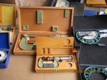 Measuring instruments and hand tools - Lot 4 (Auction 5378)