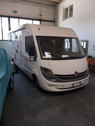 Camper Burstner - Lotto 19 (Asta 5379)