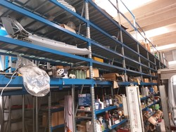 Picking shelving - Lot 9 (Auction 5379)