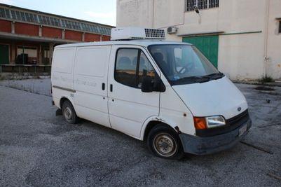 Automezzi per trasporto specifico - Lotto 160 (Asta 538)