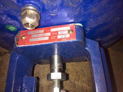 Impianto distribuzione controllo e gestione vapore - Lotto 162 (Asta 538)