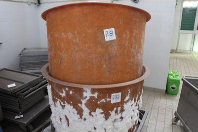 Tini cisterna - Lotto 78 (Asta 538)