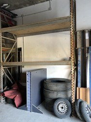 Shelving and spare parts for agricultural machinery - Lot 1 (Auction 5384)