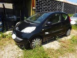 Peugeot 107 car - Lot 0 (Auction 5388)