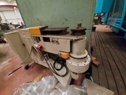 Refi tube bending machine and Pama universal boring machine - Lot 0 (Auction 5389)