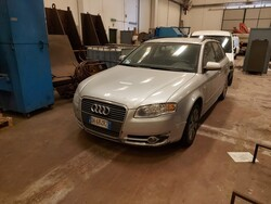 Audi A4 car - Lot 1 (Auction 5389)