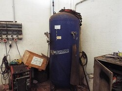 Atlas Copco compressor - Lot 16 (Auction 5389)