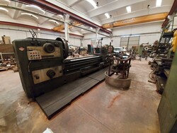 Merli Voghera parallel lathe - Lot 21 (Auction 5389)