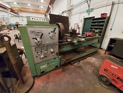 OMG Zanoletti parallel lathe - Lot 24 (Auction 5389)