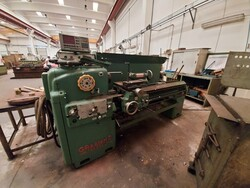 Graziano Tortona lathe - Lot 26 (Auction 5389)