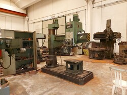 LTF radial drill - Lot 6 (Auction 5389)