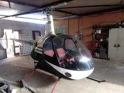 Robinson R22 helicopter - Lot 1 (Auction 5390)
