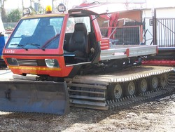 Prinoth snowcat - Lot 2 (Auction 5390)