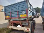 Bartoletti S 122 G8 semi trailer - Lot 2 (Auction 5392)