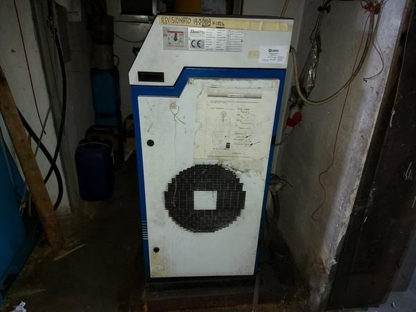 7#5393 Compressore Gnutti System