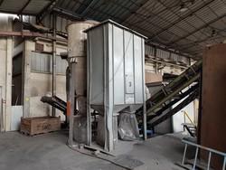 Crushing plant and La Coro Impianti blast chiller plant - Lot 1 (Auction 5395)