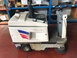 Dulevo 1000 SH sweeper - Lot 2 (Auction 5397)