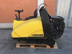 Karcher KMR 1250 sweeper - Lote 5 (Subasta 5397)