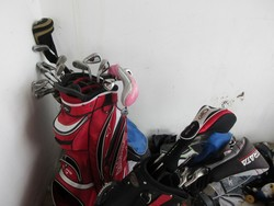 Golf clubs and furnishings - Lot 1 (Auction 5399)